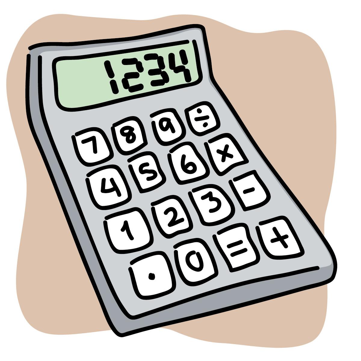 Homework clipart math equipment #12