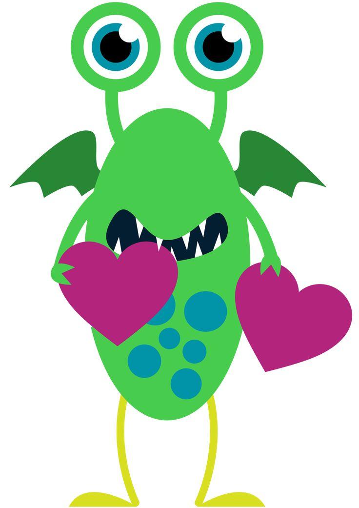 Homework clipart monster #9