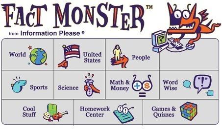 Homework clipart monster #12