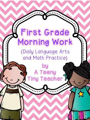 Work Teacher Morning First The