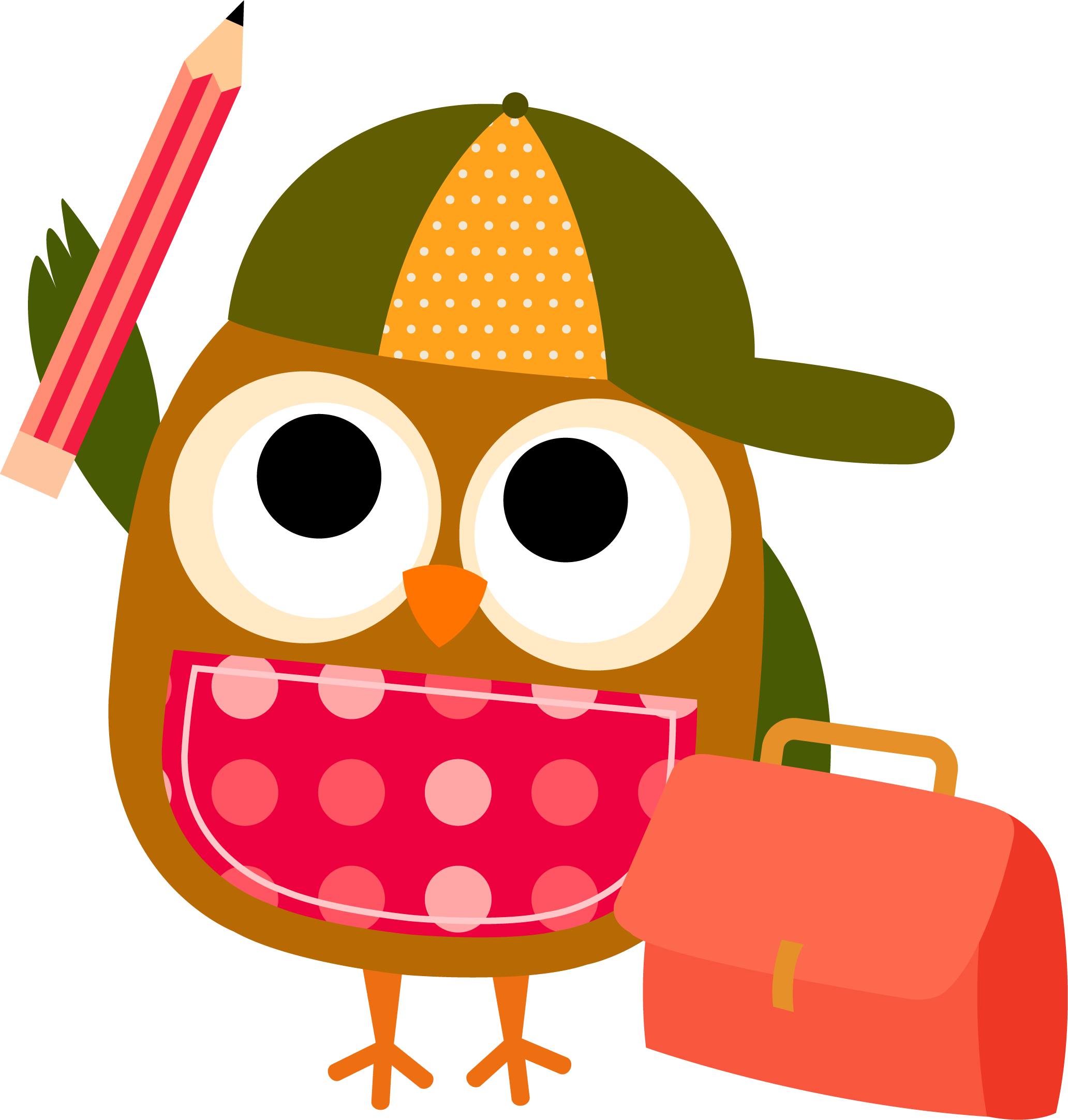 Pencil clipart monitor Clip Writing Download Owl Clipart