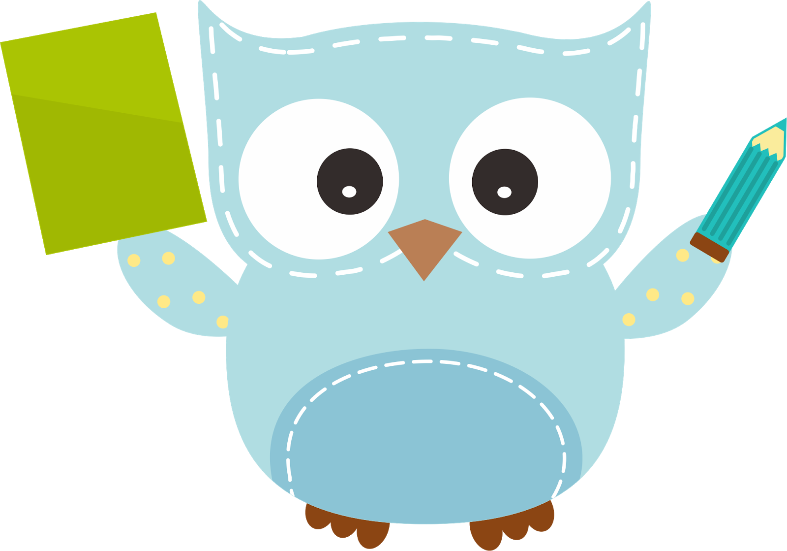Owlet clipart writing Cliparts WE Mrs Owl Cliparts