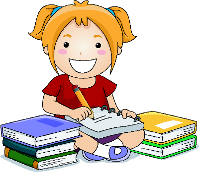Homework clipart reading and writing Clip com Land Dressvmkhappy Writing