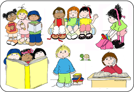 Library clipart reading and writing Reading writing clipart reading 62
