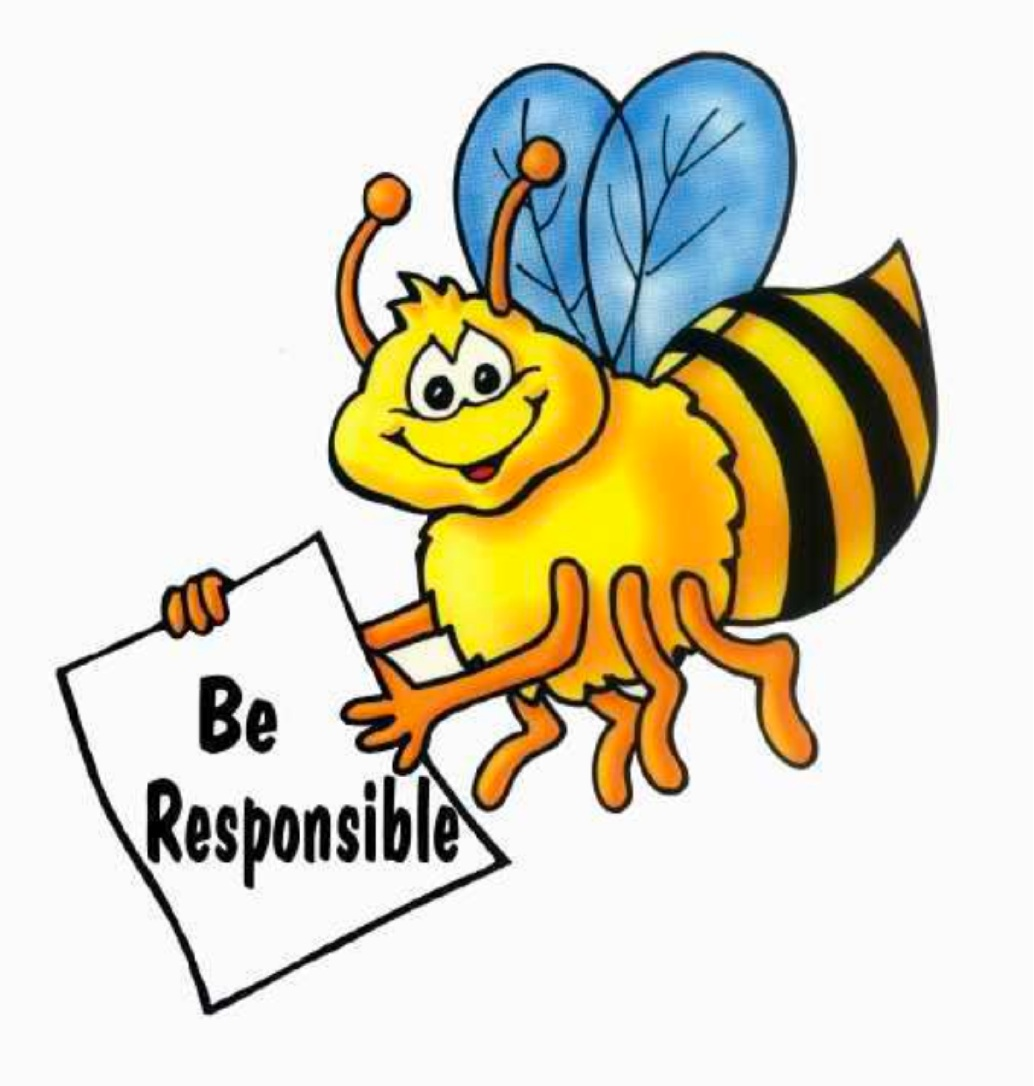 Overview clipart responsible #8