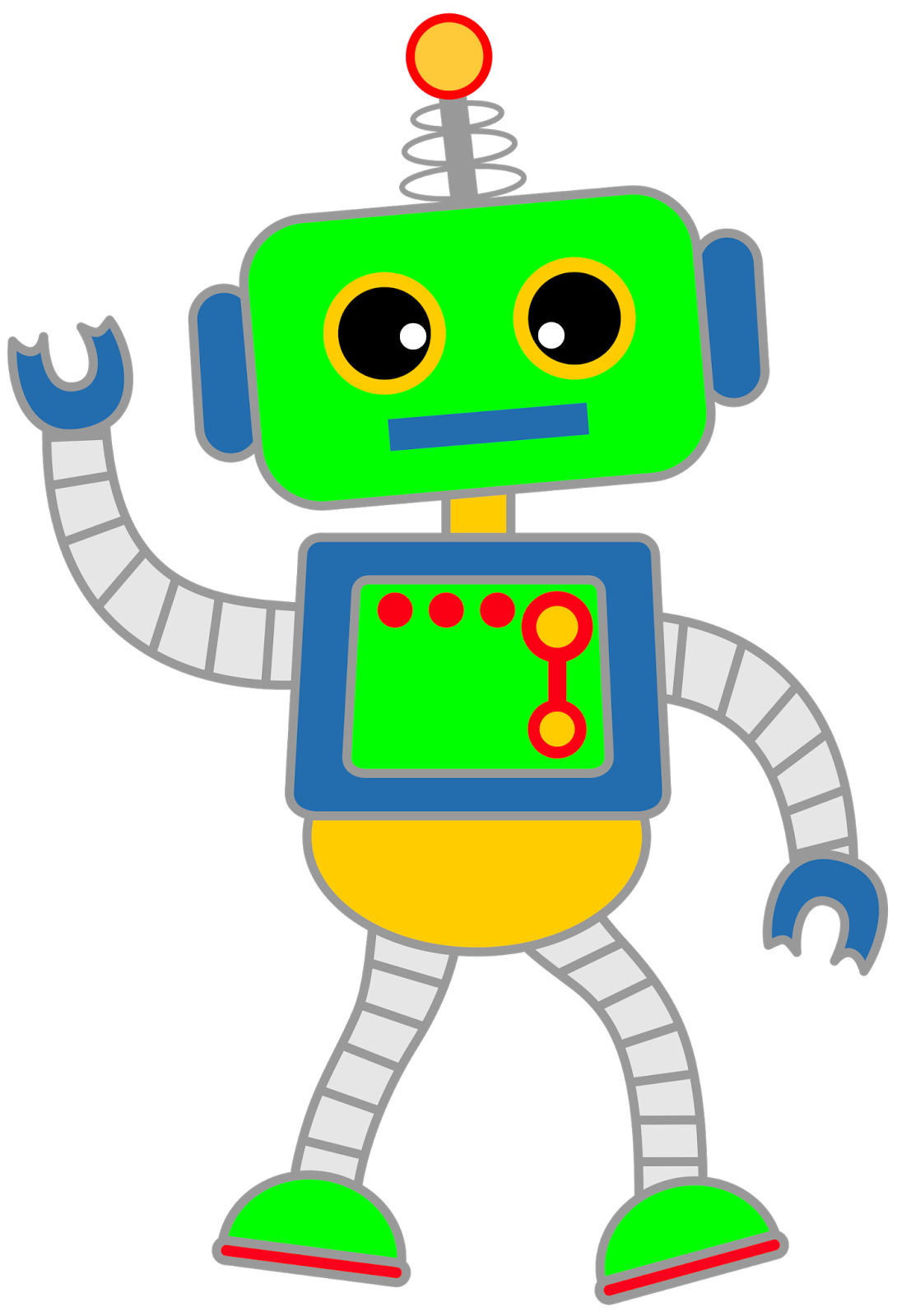 Club clipart lego robotics Classroom August/September Clipart Robot Treasures: