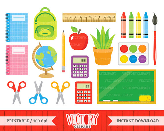 Homework clipart school stationery School 20 Clip Clipart Clipart