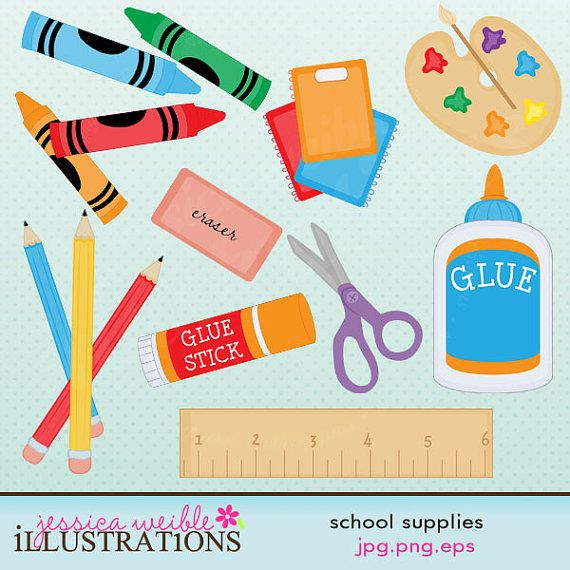 Homework clipart school stationery School Clipart School Clipart best