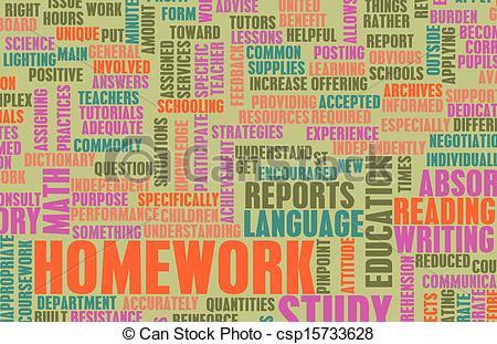 Desk clipart school stress Stress Work School Clipart Clipart