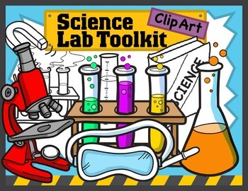 Homework clipart science book Lab Kids Lab Clipart: Toolkit