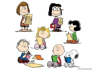 Homework clipart snoopy And Pinterest Marcie images 94
