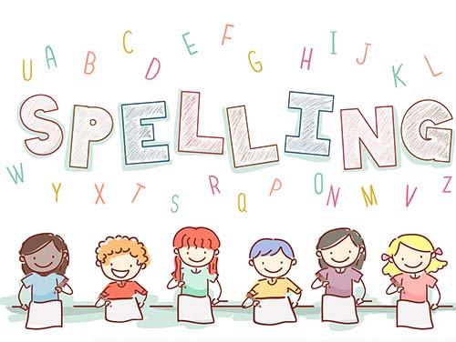 Homework clipart spelling homework Make Fun  Spelling Teaching