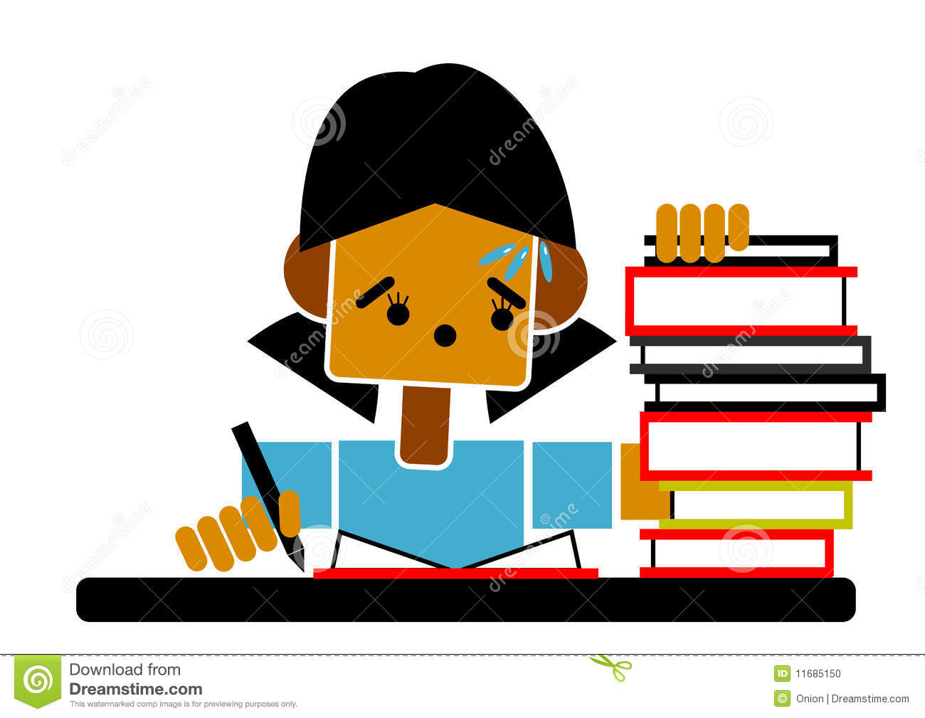 Homework clipart student work Clipart Homework Student BBCpersian7 collections