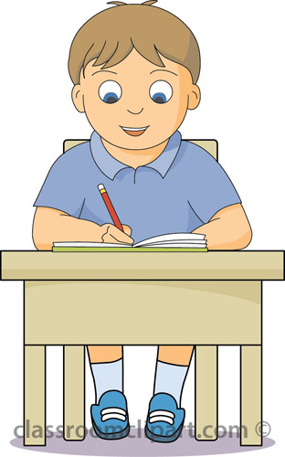 Homework clipart student work Students Students free Savoronmorehead Working
