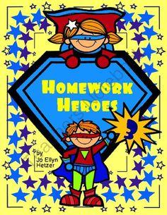 Homework clipart superhero K Superhero cards has Ratliff