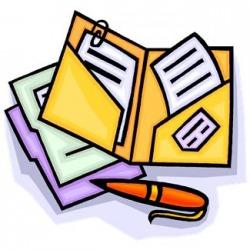 Folder Folder cliparts Take Home