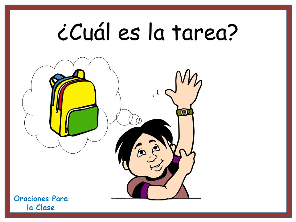 Homework clipart tarea Math Aguilera : and due