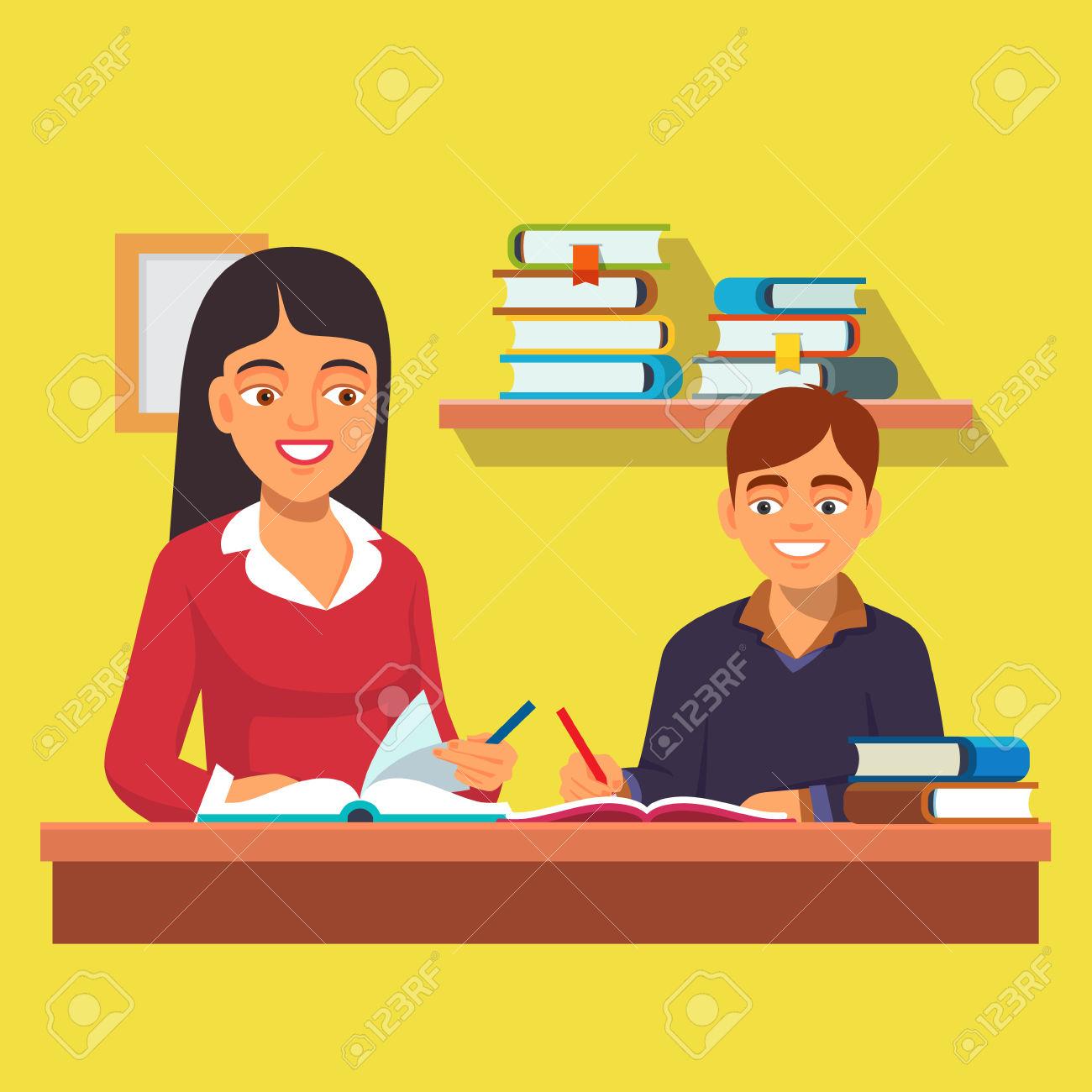 Homework clipart teacher Assignment in teacher to collections