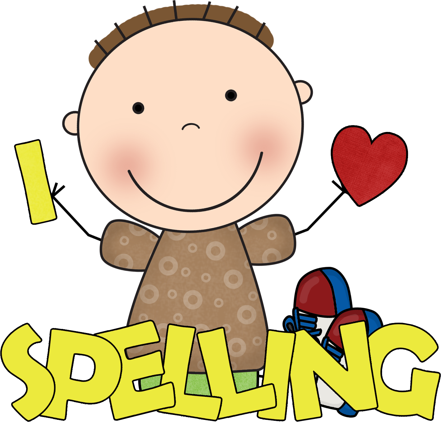 Notebook clipart spelling Free Clip Clipart Clipart Images
