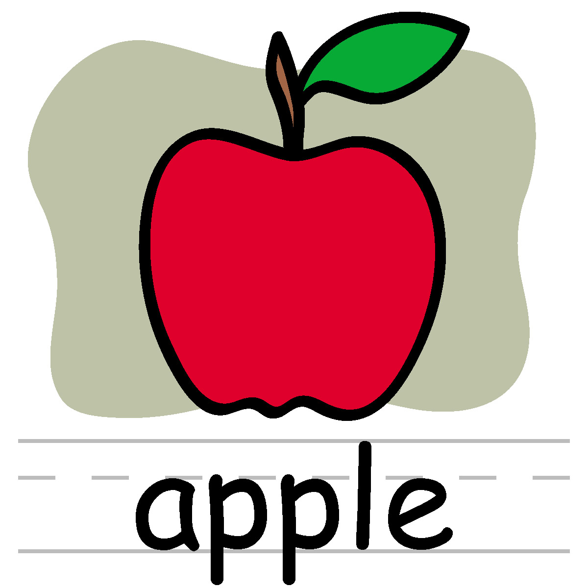 Game clipart apple to apple Free Images Study Clipart Panda