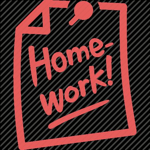 Homework clipart transparent Academy Website Homework homework Bo'ness