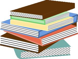 Homework clipart transparent Clker online Clip Books vector
