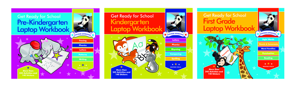 Homework clipart workbook Dog Uppercase Publishers for Series