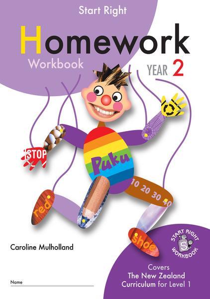 Homework clipart workbook Right ESA 2 Start Workbook