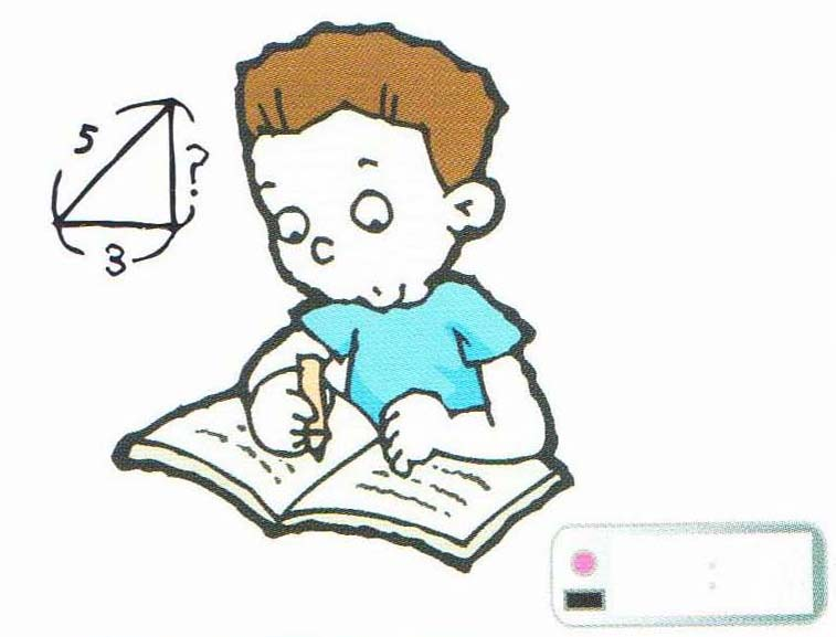 Homework clipart writing cent My because not child my