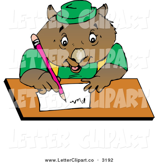 Homework clipart writing cent Ipad Clipart Center Writing Center