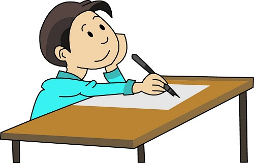 Homework clipart writing story Manner additional Activities Blogger Should