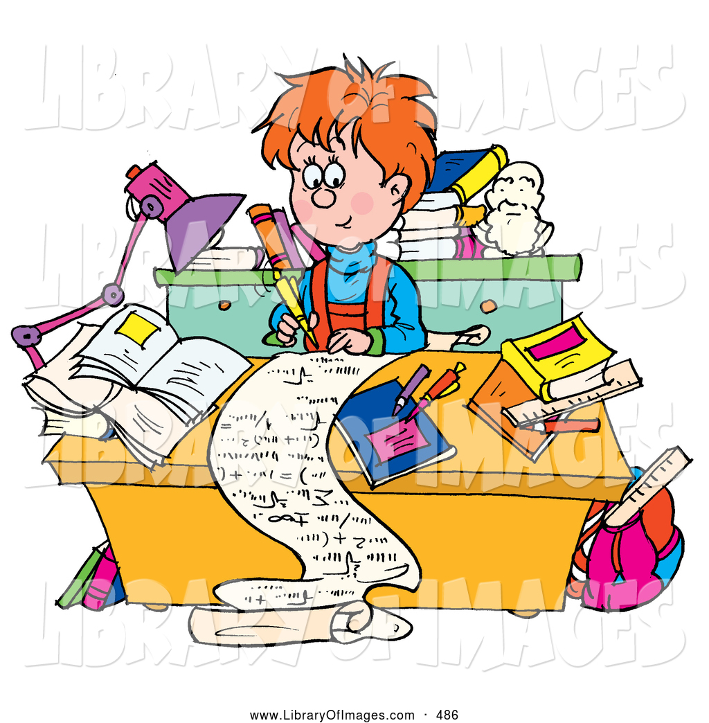 Homework clipart writing story Writer and make Smart writer
