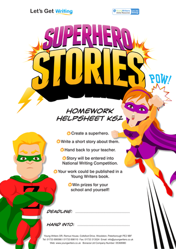 Homework clipart writing story Writing Teaching Resources by Writing