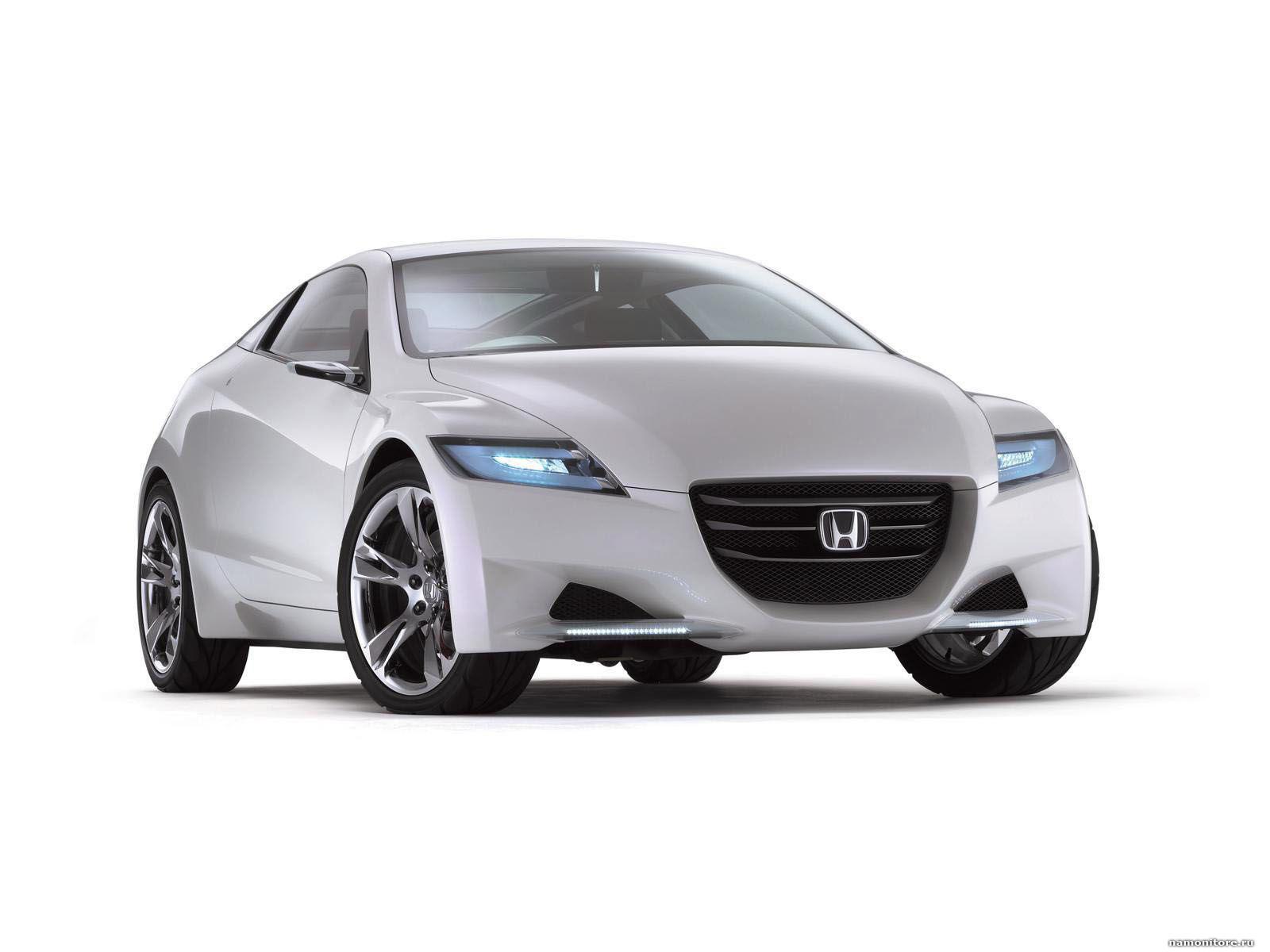 Honda clipart Z Honda concept CR cars