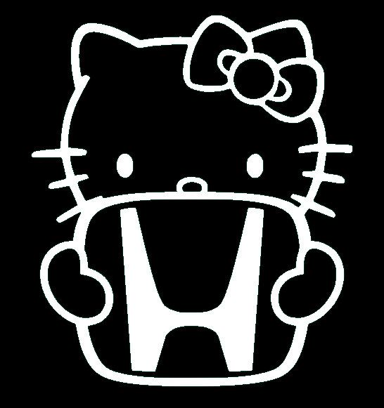 Honda clipart honda wave Sticker for by kitty SenPro
