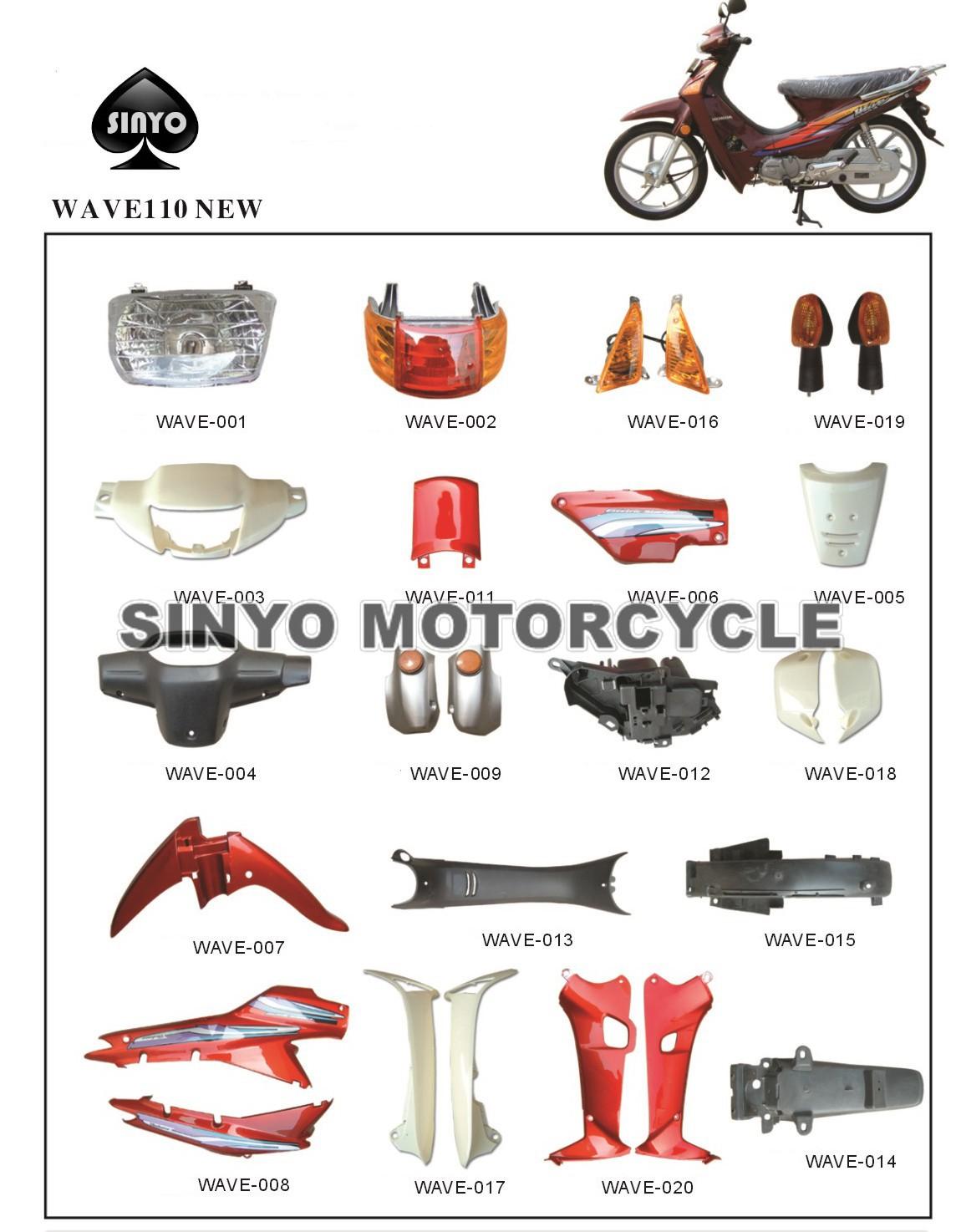 Honda clipart honda wave Parts Wing Co Motorcycle Ltd