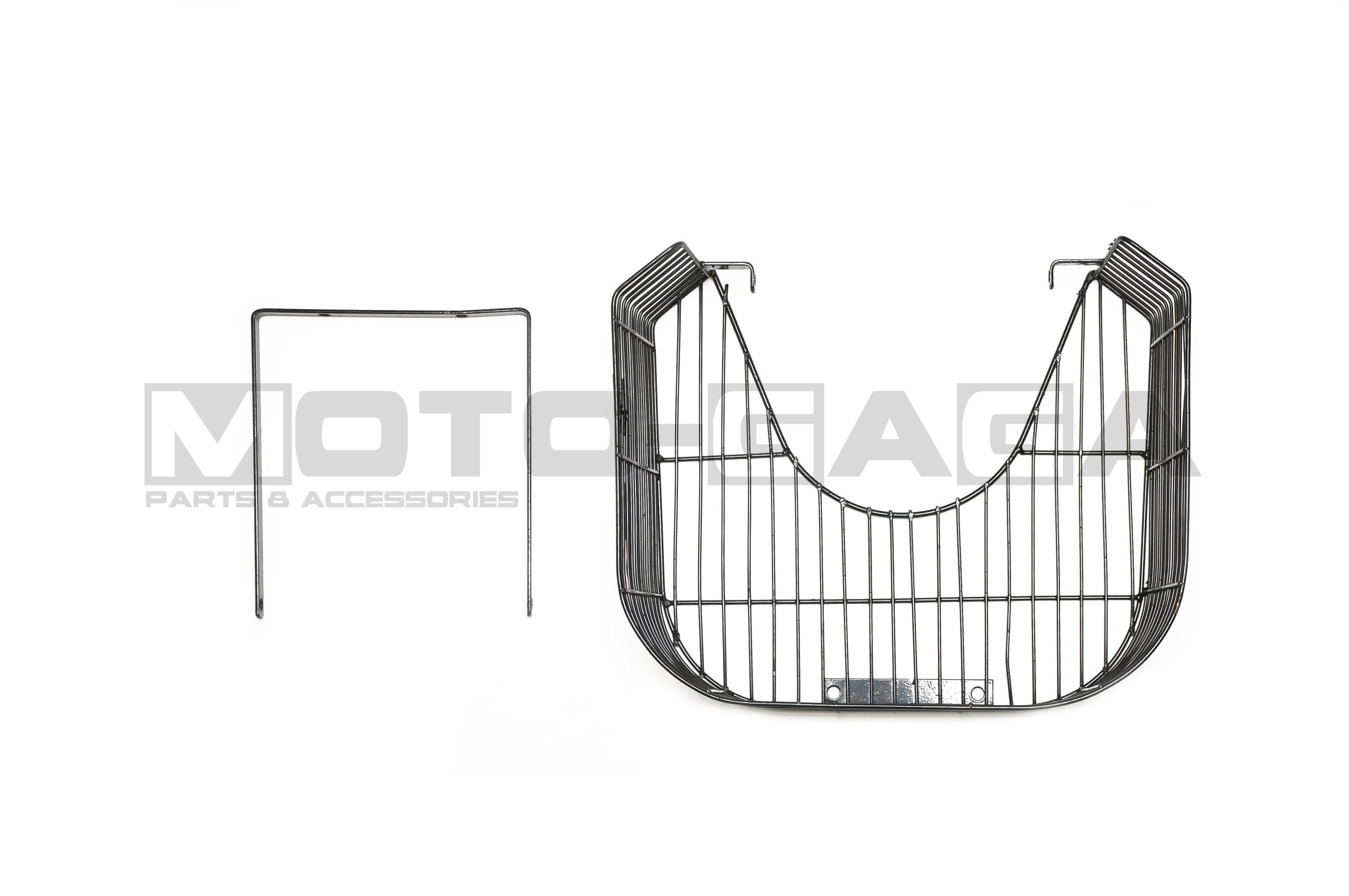 Honda clipart honda wave Metal Basket Wave/Innova Luggage 125