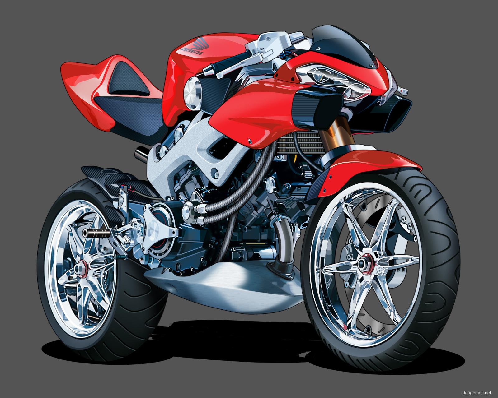 Honda clipart sport Hd bikes bikes clipart hd