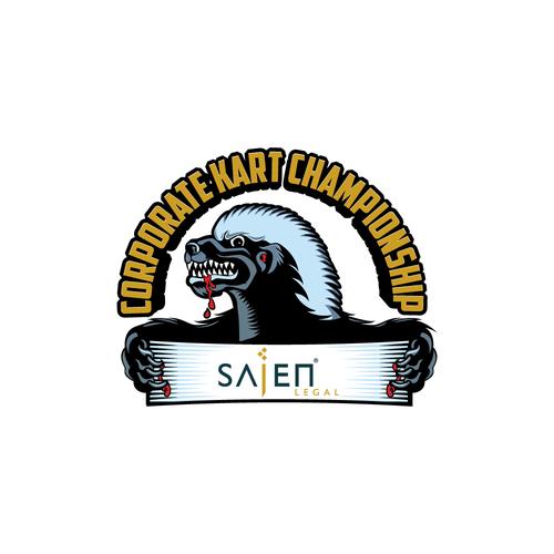 Honey Badger clipart fierce #11