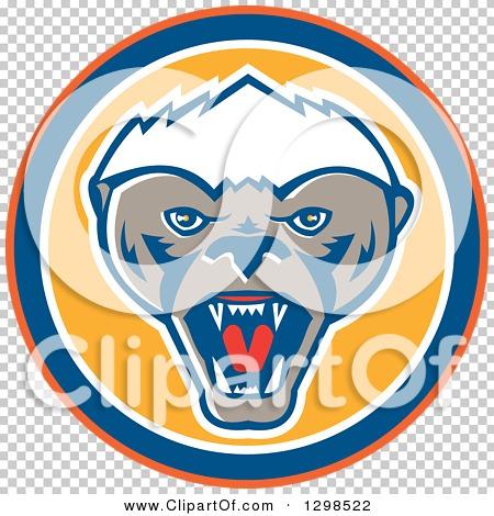 Honey Badger clipart fierce #7