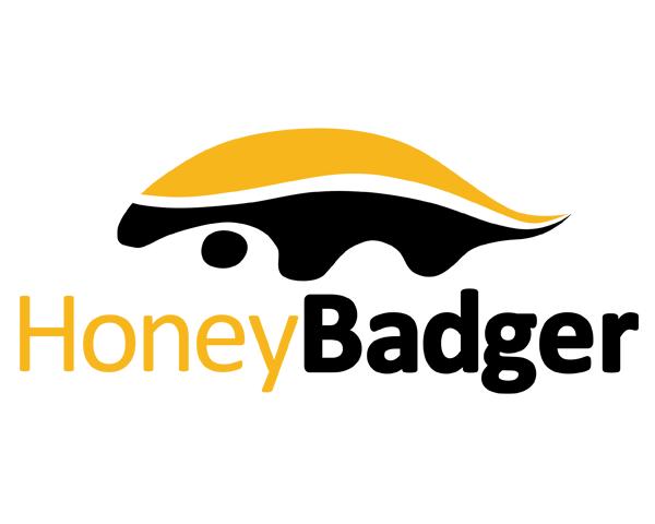 Honey Badger clipart tribal #3
