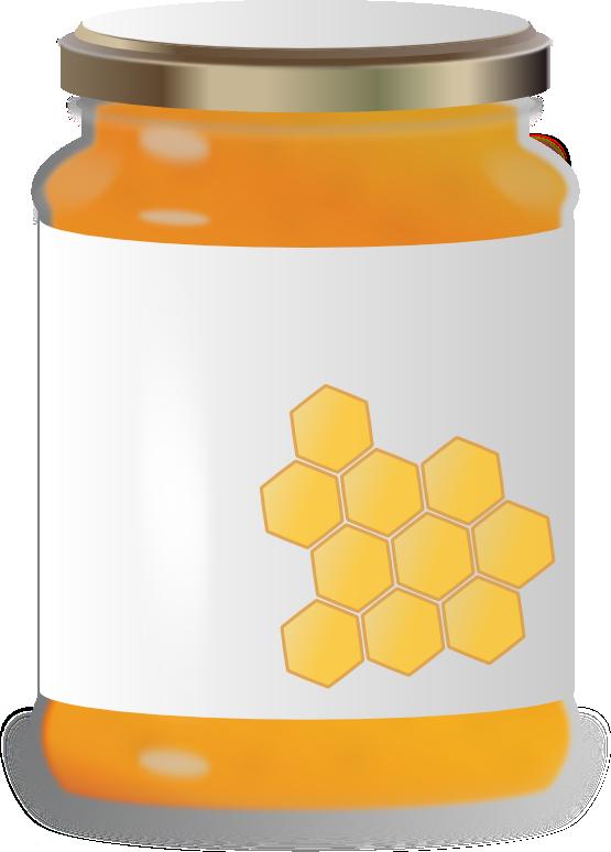 Honey clipart Honey Clip Art of Free