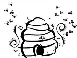 Honey clipart vector  fun And Coloring download