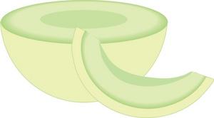 Honeydew clipart Melon Image: Melon Honeydew Image
