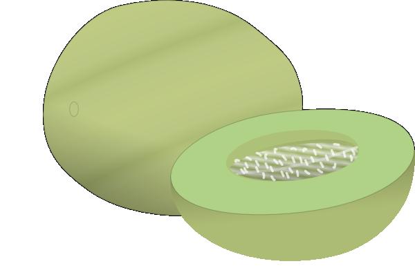 Honeydew clipart Clipart Honeydew clipart  melon