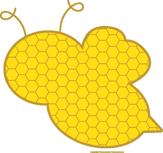 Bee Hive clipart honeycomb Cliparts The Art Honeycomb Clip
