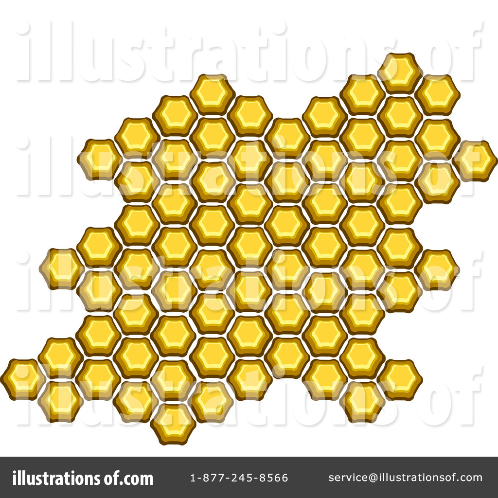 Honeycomb clipart By Royalty KJ Pargeter Free