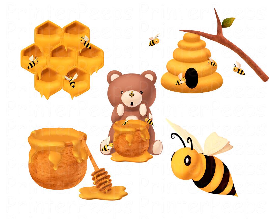 Bee clipart honey bee Bee Explore Bee Bear Bee