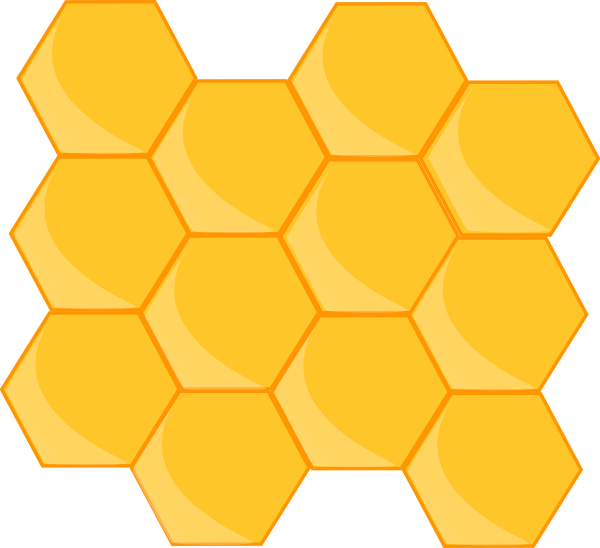 Bee Hive clipart bee home Beehive bee background Clker hive