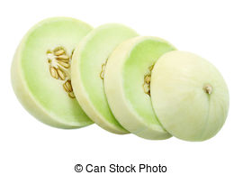 Honeydew clipart slice Stock Photos on and photography